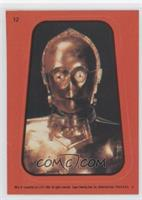 C-3PO (Red)