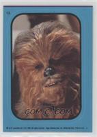 Chewbacca (Blue)