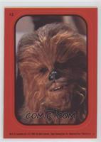 Chewbacca (Red)