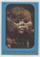 Baby Ewok (Blue)