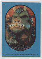 Gamorrean Guard (Blue) [Noted]