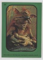 Salacious Crumb (Green) [GoodtoVG‑EX]