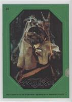 Ewok (Green) [Noted]