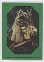 Ewok (Green)