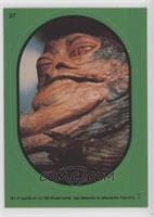 Jabba The Hutt (Green)