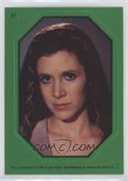 Princess Leia (Green)