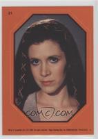 Princess Leia (Orange)