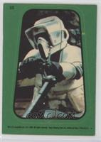 Imperial Biker Scout (Green) [Noted]