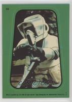 Imperial Biker Scout (Green)