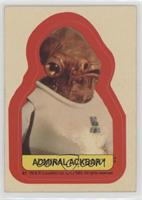 Admiral Ackbar [Noted]