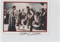 Lando Calrissian, Han Solo