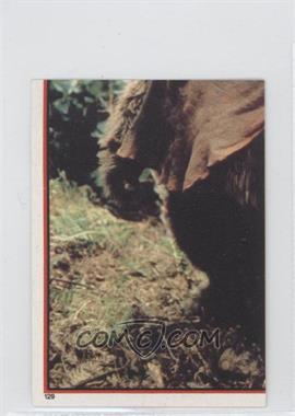 1983 Topps Star Wars: Return of the Jedi Album Stickers - [Base] #129 - Wicket W. Warrick