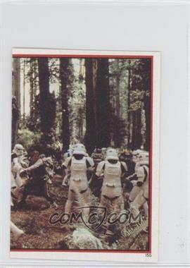 1983 Topps Star Wars: Return of the Jedi Album Stickers - [Base] #155 - The Battle Begins