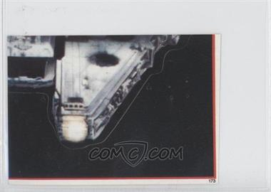 1983 Topps Star Wars: Return of the Jedi Album Stickers - [Base] #173 - Millennium Falcon