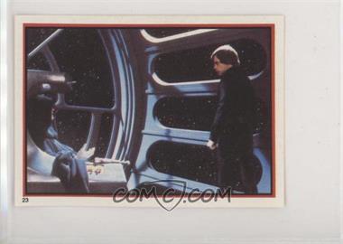 1983 Topps Star Wars: Return of the Jedi Album Stickers - [Base] #23 - Luke Skywalker [EXtoNM]