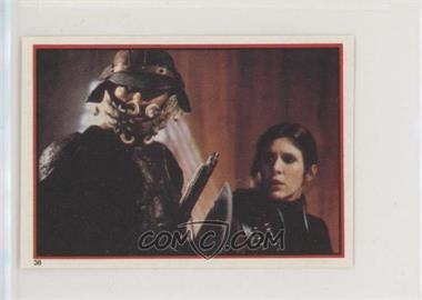 1983 Topps Star Wars: Return of the Jedi Album Stickers - [Base] #38 - Lando Calrissian