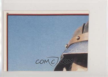 1983 Topps Star Wars: Return of the Jedi Album Stickers - [Base] #39 - Lando Calrissian