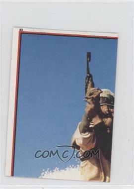 1983 Topps Star Wars: Return of the Jedi Album Stickers - [Base] #83 - Lando Calrissian