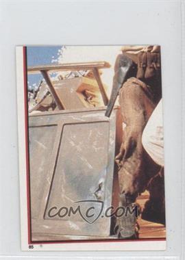 1983 Topps Star Wars: Return of the Jedi Album Stickers - [Base] #85 - Lando Calrissian