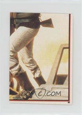 1983 Topps Star Wars: Return of the Jedi Album Stickers - [Base] #86 - Lando Calrissian