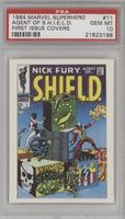 Nick Fury, Angent of S.H.I.E.L.D. [PSA10]