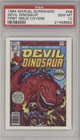 Devil Dinosaur [PSA10]
