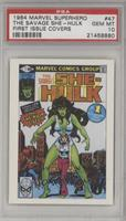 The Savage She-Hulk [PSA10]