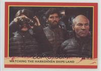 Watching the Harkonnen Ships Land [Noted]