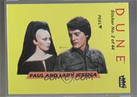 Paul and Lady Jessica [Noted]