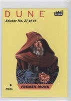 Fremen Monk [Noted]