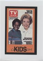 Gary Coleman, Nancy Reagan