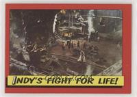 Indy's Fight for Life!