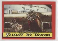 Flight to Doom