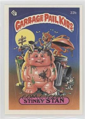 1985 Topps Garbage Pail Kids Series 1 - [Base] #30a - New Wave Dave