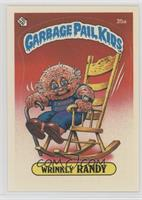 Wrinkly Randy