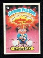 Blasted Billy (Checklist back)