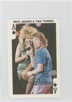 Mick Jagger & Tina Turner