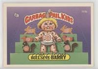 Bullseye Barry (One Star Back)