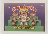 Bullseye Barry (Two Star Back)
