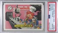 Chuckin' Charlie (two star back) [PSA 10 GEM MT]