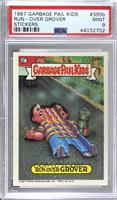 Run-Over Grover [PSA 9 MINT]