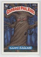 Sappy Sarah (Two Star Back)