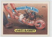 Wheel Barry (one star back)