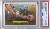 Wheel Barry (one star back) [PSA10GEMMT]