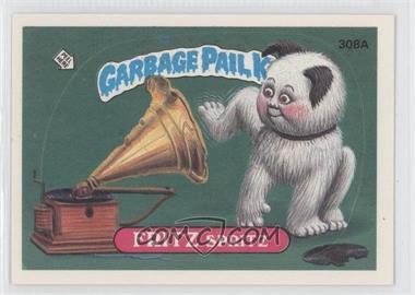 1987 Topps Garbage Pail Kids Series 8 - [Base] #308a.2 - Fritz Spritz (Two Star Back)