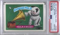 Ella P. Record (One Star Back) [PSA10GEMMT]
