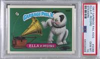 Ella P. Record (Two Star Back) [PSA10GEMMT]