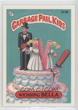 1987 Topps Garbage Pail Kids Series 8 - [Base] #323b.2 - Wedding Bella (Two Star Back)