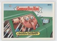 Cruisin' Susan (Comic Back)