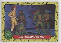 The Ninjas Emerge